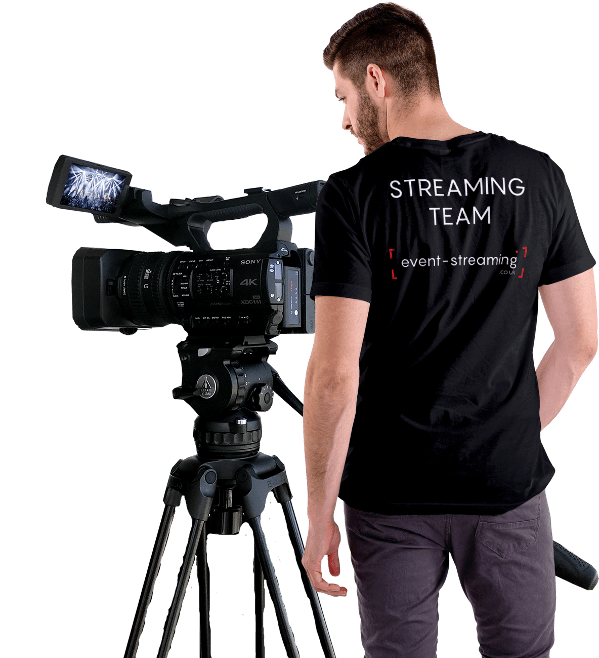 Our Streaming Team