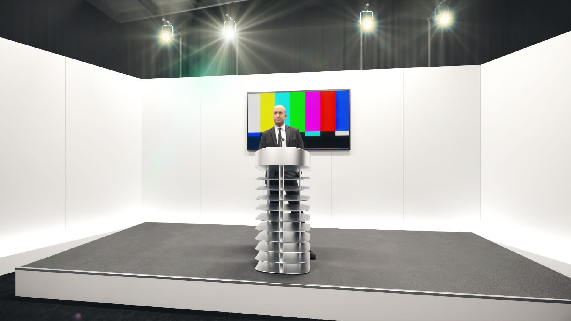 Our MK Studio - Lectern Option